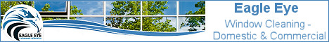 Eagle Eye Cleaning Services - cleaning windows across East and West Sussex